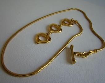 YSL Yves Saint Laurent chain