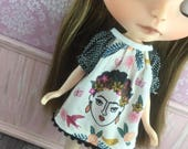 Blythe Smock Dress - Frida