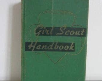 Girl Scout Handbook 1947