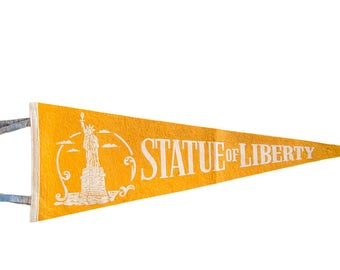 Statue of Liberty Felt Flag