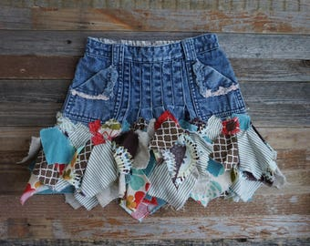 Upcycled clothing, Upcycled kids clothes, repurposed clothing, upcycled recycled repurposed