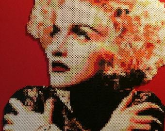 Madonna Vogue | Gay Icon | Pop Art Portrait