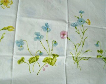 Wild Flower Bedding Etsy