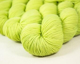 """Spectra DK """"Will o' Wisp"""" 100% SW Merino Hand Dyed Yarn 250yds"""