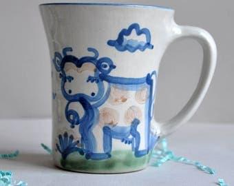 MA Hadley Cow Mug