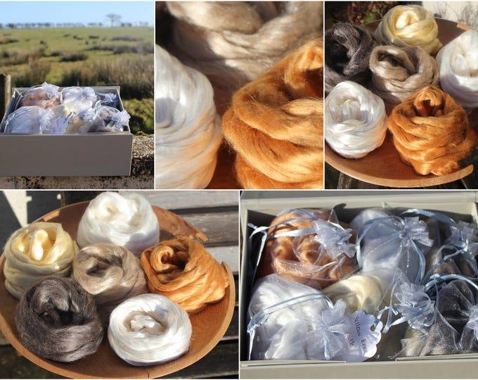Natural Silks Selection Box - 150g minimum