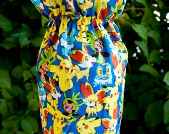 Pokemon Oxygen Tank Cover