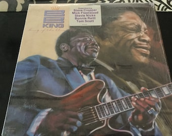 BB King King Of The Blues 89 on MCA Records