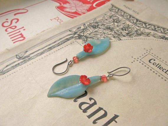 Exotica Amazonica earring...