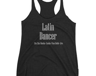 Latin Dancer Tank