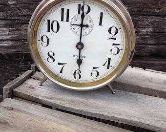 Vintage Westcloc Big Ben Alatm Clock