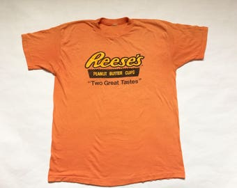 Vintage Reese's Peanut Butter Cup Tee