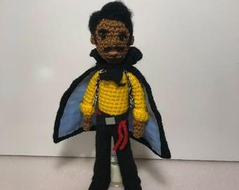 Lando Star Wars Amigurumi Crochet doll Pattern