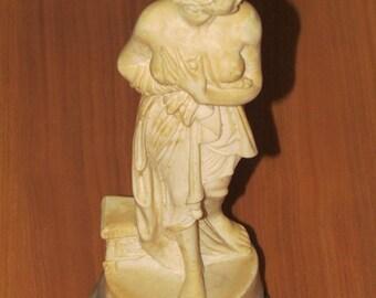 Vintage Statues by L. Toni
