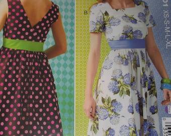 Kwik Sew Pattern 4001 by Derstin Martenssion Misses Sizes XS-XL