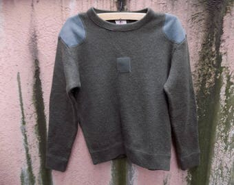 GIlles - Military VNTG Kid's Sweater