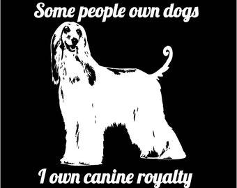 afghan hound, afghan hound decal, afghan hound art, afghan hound gifts, afghan hound car decal, afghan hound sticker, afghan dog