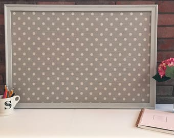 Cork board Bulletin board Memo Board Message board Design Board Framed Bulletin Girls Room Pin board