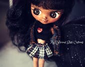 Lily Love, Custom Takara Blythe Plum Blossom