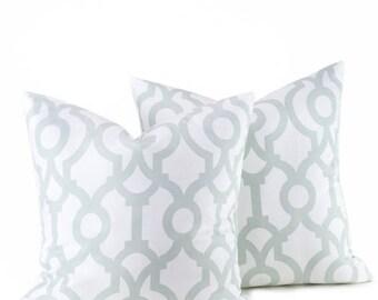 15% Off Sale Decorative  Pillows Green , Throw Pillow Covers 20x20 throw pillows gray Housewares Cushion Covers  Toss pillows Sofa Pillows H