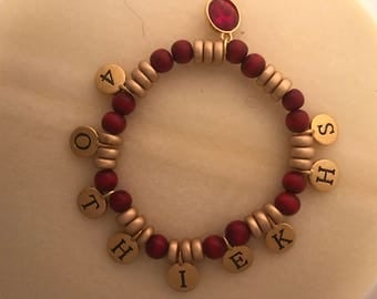 IEKHS Class of 1977 Commemorative Anniversary Bracelet Fund-Raiser, St. Thomas, U.S.V.I.
