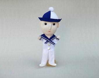 Sailor -  15 inches handpuppet for children