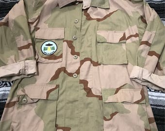 VTG Camo Jacket