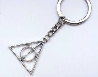 Keychain relics of death, harry potter