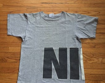 Vintage Nike Spell Out Athletic Just Do It T-Shirt