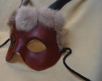 Pan-Satyr mask