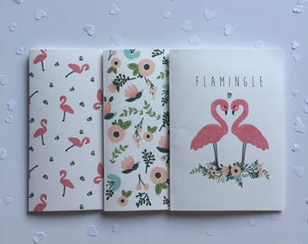 Flamingle Notelets
