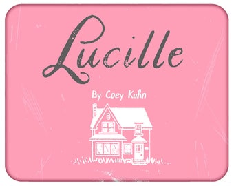 Coey: Lucille, Comic Book PRE-ORDER