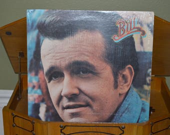 Vintage Record Bill Anderson Self Titled Album MCA-320