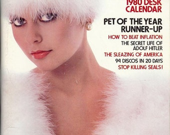 Penthouse Magazine December 1979