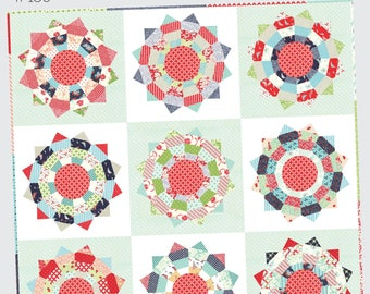 Thimble Blossoms Piccadilly Circus Quilt Pattern