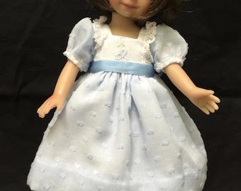 "8"" Heartstring doll dress Dianna Effner"