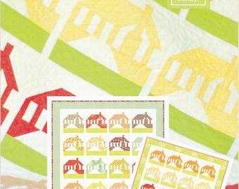 Homestead Quilt Pattern - Quilt Pattern - Fig Tree and Co. Quilt Pattern - Fig Tree