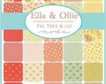 Fat Quarter Bundle - Ellie and Ollie - Fig Tree and Co.