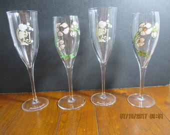 Perrier Joulet Champagne Glasses