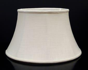 Semi-bell lampshade