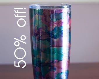 Sample Sale!  Custom Colors Coffee Mug
