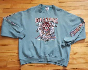 Vintage 16th Annual Americade '98 XL Crewneck Sweater VTG