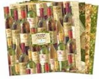 10in Squares Uncorked 21pcs/bundle