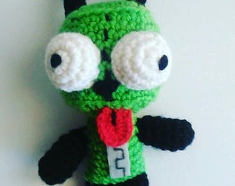 Gir plushy doll
