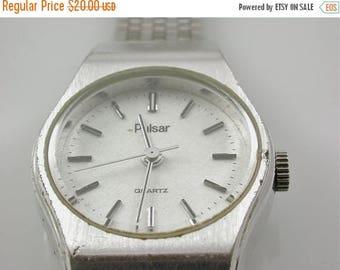 Summer Sale Watch Vintage Pulsar Watch