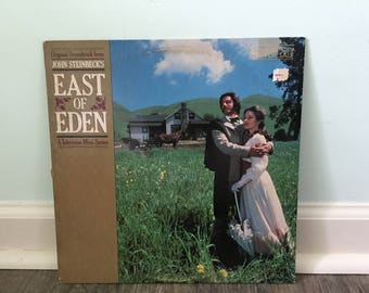 East of Eden soundtrack vinyl record