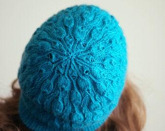 Tangleweed Hat PDF Knitting Pattern