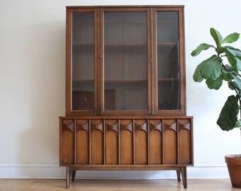 Mid Century Modern Kent Coffey Perspecta Cabinet