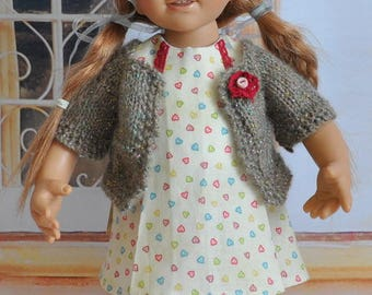 Doll outfit for wichtel 32 cm
