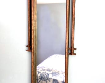 Rustic Decor | Artisan Rustic Zen Wall Mirror
